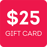 Gift Card 25 $25.00