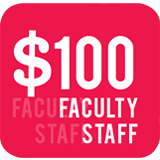 Faculty Staff $100